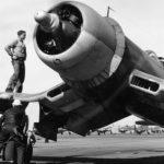 F4U Corsair Stateside 1943