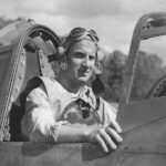 F4U Marine pilot 1st Lt Harry Atwater