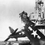 F4U USS Prince William feb45 3