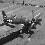 FG-1D USS Boxer 1945
