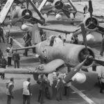 "Corsair Mk II ""7L"" aboard HMS Formidable July 1944 3"