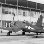 Goodyear XF2G Corsair prototype November 1945