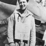 Marine Ace Harold Murdeous Manny Segal VMF-211 1944