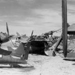Marine F4U F6F boneyard Bougainville feb44