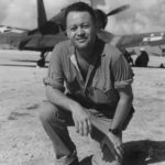 Pappy Boyington of Black Sheep Squadron Munda