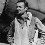 """VMF-112 Ace pilot Frank """"Red"""" Thomas by F4U Bougainville"""