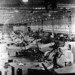Vought-Sikorsky assembly line December 1942