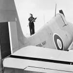 British Hellcat Mk I October 1943