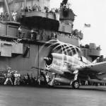 F6F-3 Hellcat #21 of VF 15