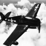 """Night fighter Grumman F6F-5N Hellcat """"7-6"""""""