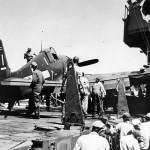 F6F I USS Sangamon CVE-26 February 26, 1945