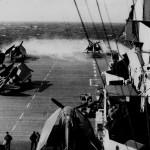 F6F Hellcats Yorktown CV-10 Iwo Jima February 19, 1945