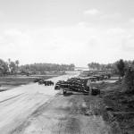 Gilbert Islands January 7, 1944 F6F Hellcats and B-25 Mitchell