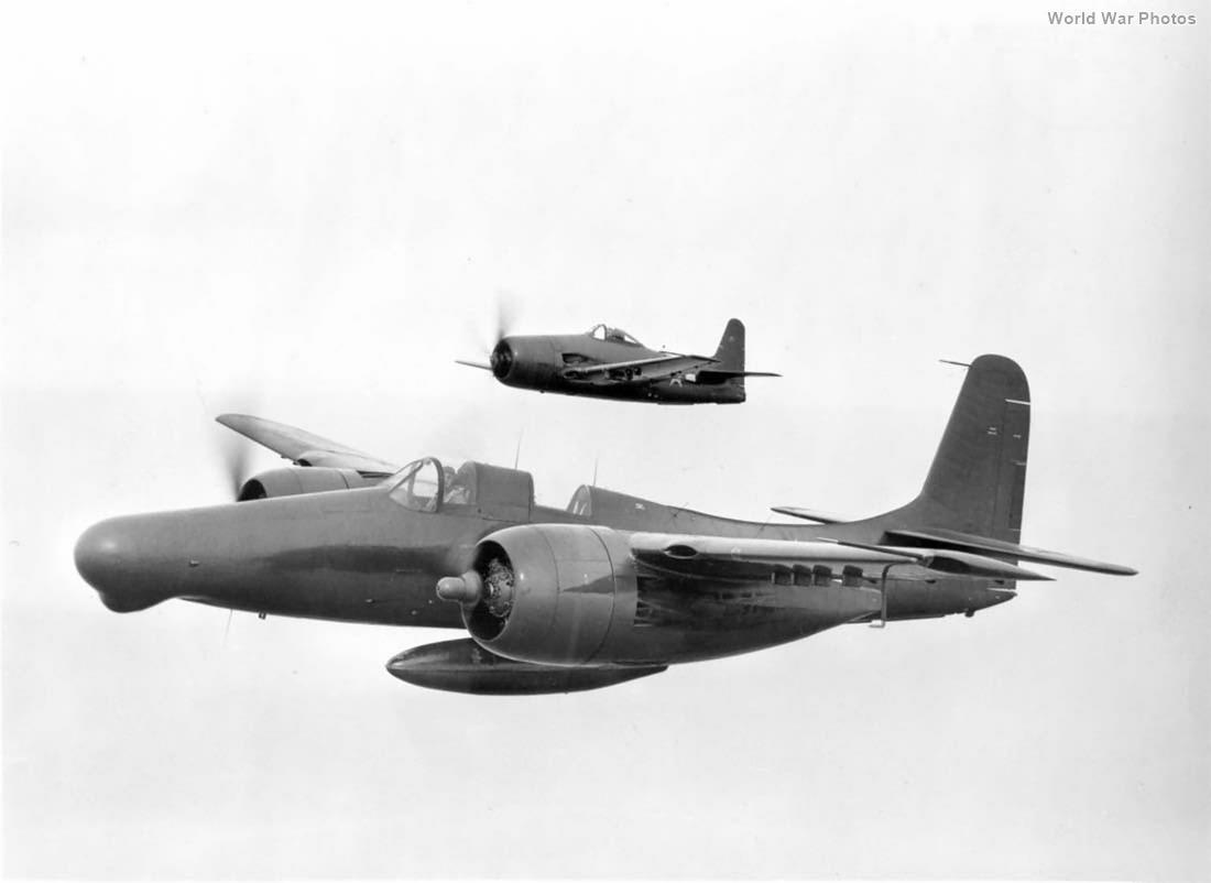 F7F-3N Tigercat F8F