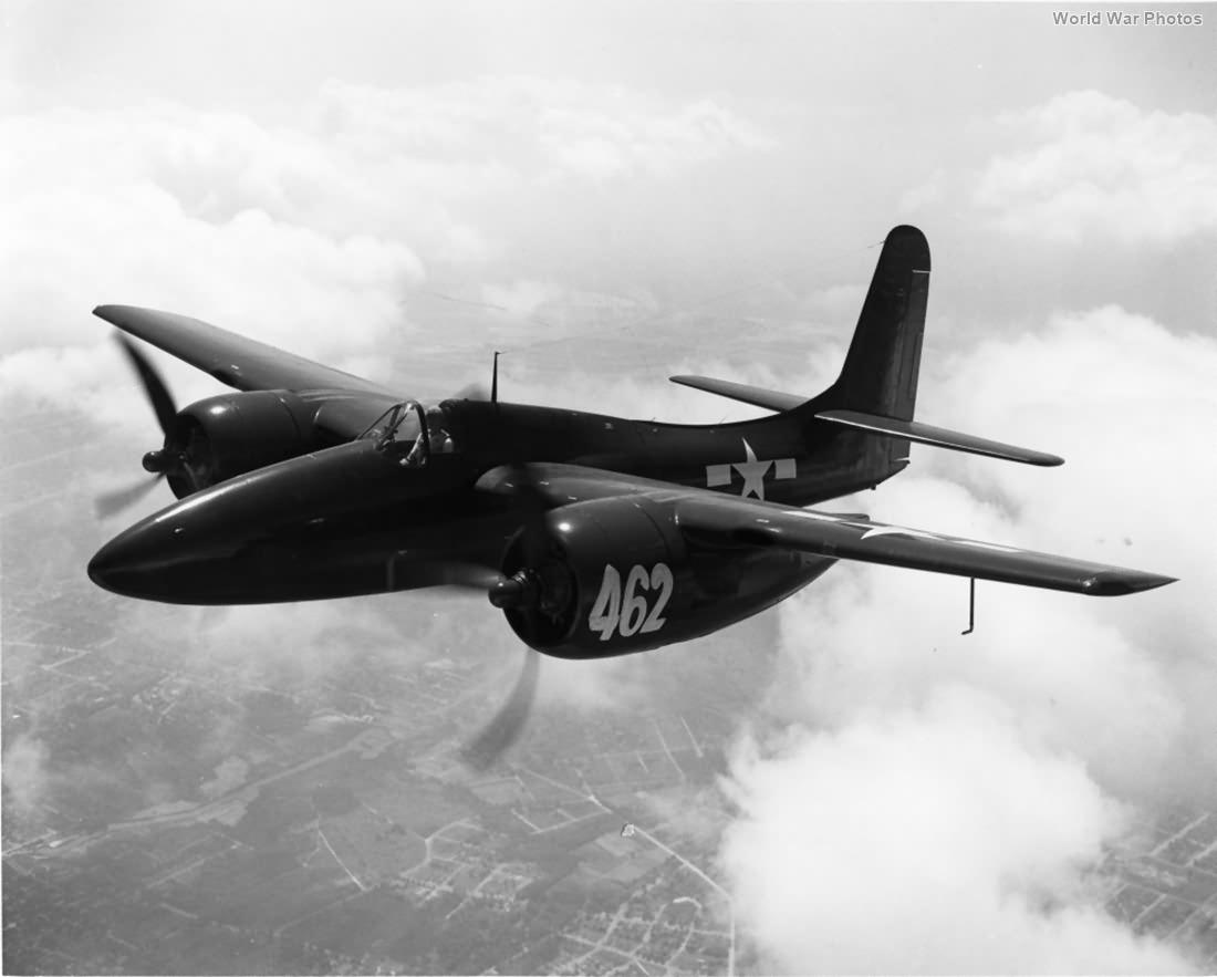 F7F-3 80462 Long Island 1945
