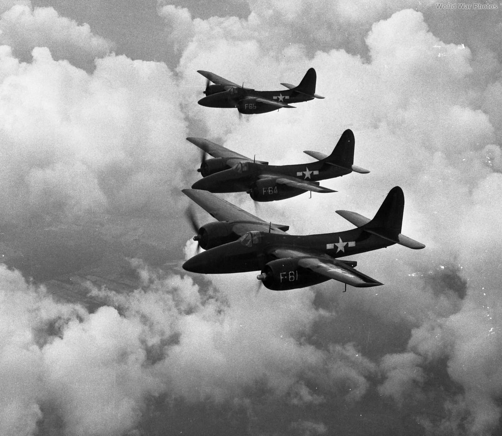 F7F-3 Cherry Point jan45