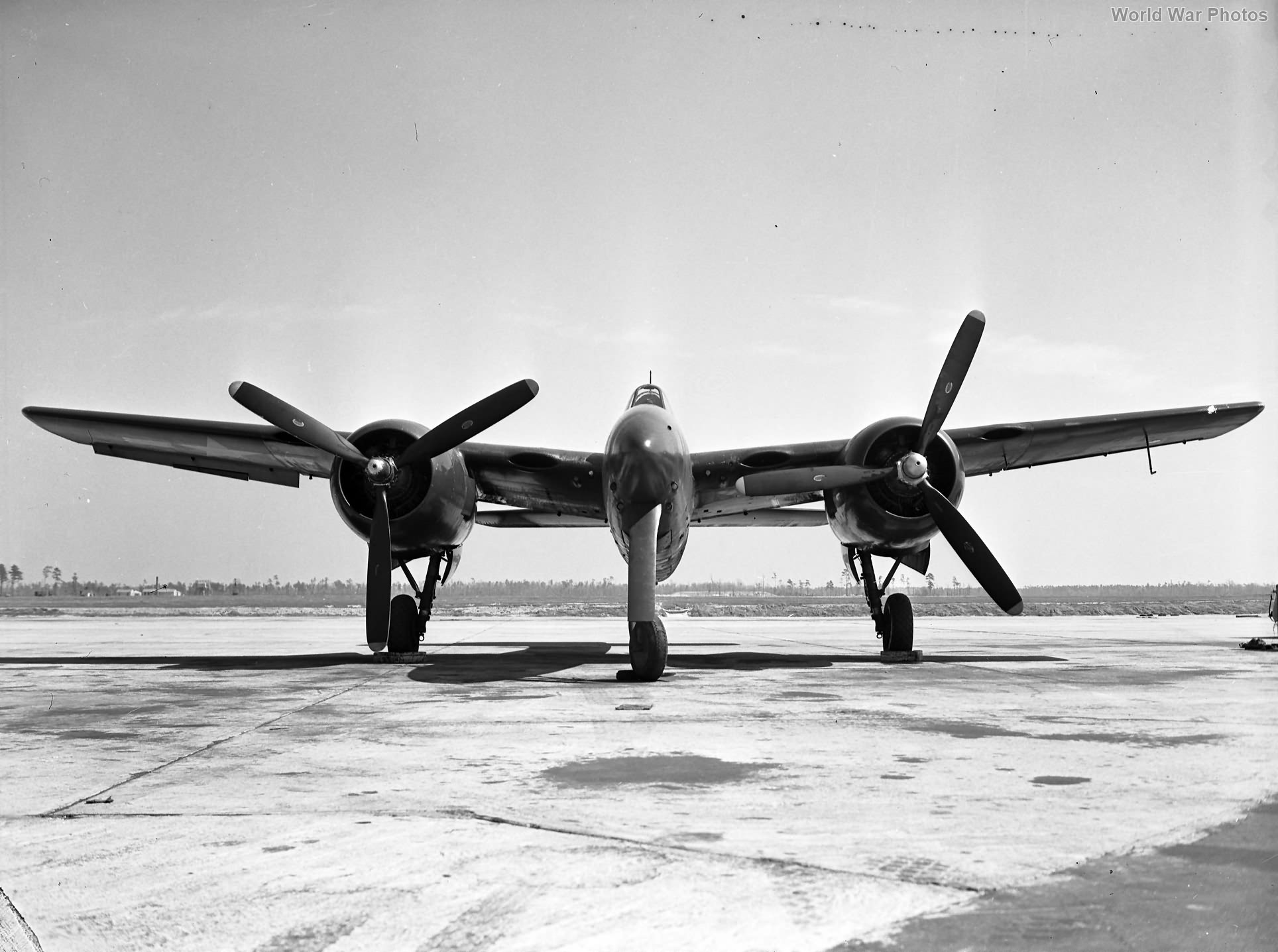 Grumman F7F Cherry Point March 1945