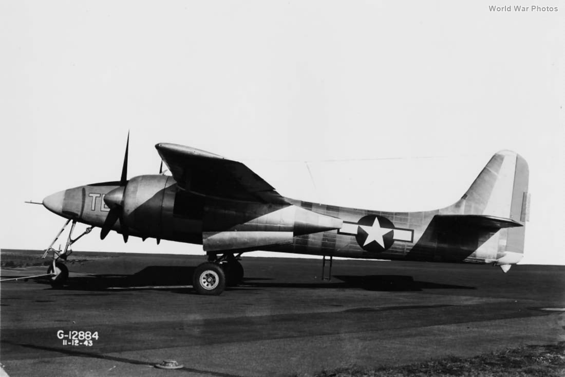 XF7F-1 03549 Bethpage 12Nov43