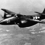 Grumman F7F-3 80359 of the VMD-254 April 1945