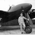 John Clifton and his F7F1
