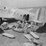 Lockheed Lodestar Flying Ambulance