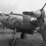 Ace Charles MacDonald's P-38 Lightning 44-25471 Putt Putt Maru, 475th Fighter Group