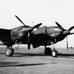 Early P-38 Lightning 1942