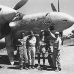 F-5 8th Photo Squadron Leyte Philippines Little Lorraine