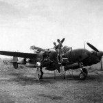 Lockheed F-5C-1-LO 42-67254 from 35th PRS New Guinea 1944