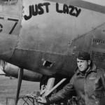 Lockheed P-38J-25 Just Lazy 44-23657 ETO