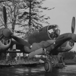 Lockheed P-38J Droop Snoot – England 1944