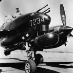 Lockheed P-38M Lightning Night Fighter 7234