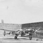 Lockheed P-38 Droop Snoot Europe