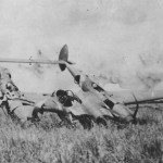 Lockheed P-38 Lightning Crash