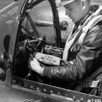Lt OBannon a Lockheed P-38 Reconnaissance Pilot Mount Farm England 7th Photo Group 1 July 1943