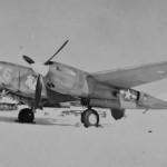 P-38E Lightning Nose Art 41-2221 Aleutian Islands Alaska