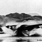 P-38E Lightning serial 41-2227 of the 54th FS 343rd Fighter Group Alaska