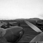 P-38E Lightning serial 41-2232 of the 54th FS 343rd Fighter Group Alaska