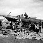 P-38E Lightning serial 41-2239 of the 54th FS 343rd FG
