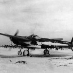 P-38F Lightning 42-12596 of the 50th FS 342nd Composite Group Reyjkavik Iceland
