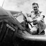 P-38F Lightning Capt Charlie Sullivan 39th FS New Guinea 1943