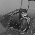 P-38F Lightning pilot Lt Don Kienholz 1st FG