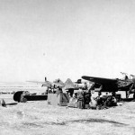 P-38G Lightning 42-13036 of the 95th FS 82nd Fighter Group, North Africa