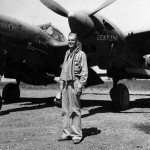 P-38G Lightning pilot Capt Lloyd DeMoss of the 49th FS 14th Fighter Group