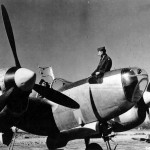 P-38J Droop Snoot of the 401st FS 370th Fighter Group