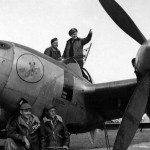 "P-38J Lightning 42-104200 ""The Gremlin"", pilot: 2Lt Melvin Jones of the 393rd FS 367th Fighter Group"