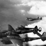 P-38J Lightning 42-67811 code CG-H of the 38th FS 55th Fighter Group