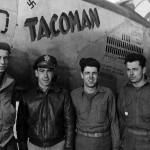 P-38J Lightning 43-28700 Tacoman pilot Capt Joseph Dobrowlski of the 393rd FS 367th Fighter Group