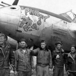 "P-38J Lightning 44-23578 ""Philbert 3"", pilot Maj Charles Matheson commander of the 394th FS 367th FG"