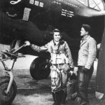 P-38J Lightning Capt Lindol Graham 20th FG 79 FS Nose Art Susie at Kings Cliffe England February 1944